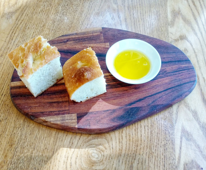 Bistro Matsushima パン