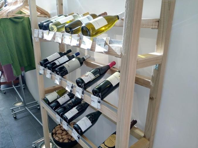 Bistro Matsushima ワイン