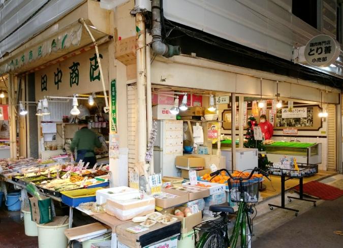 吉塚市場 リトルアジアマーケット 田中商店