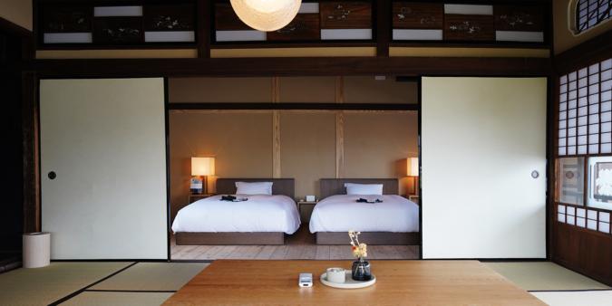 八女福島 寄り道すたんぷらりぃ NIPPONIA HOTEL