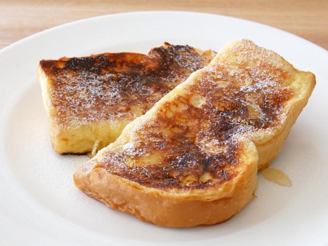 国産ミルクブレッド フレンチトースト