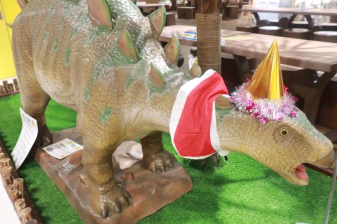 リバ地下こども王国 ジャイアントスタジアム 恐竜