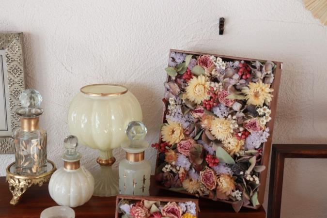 flower style Rela (フラワースタイルリラ) ドライフラワー 物販