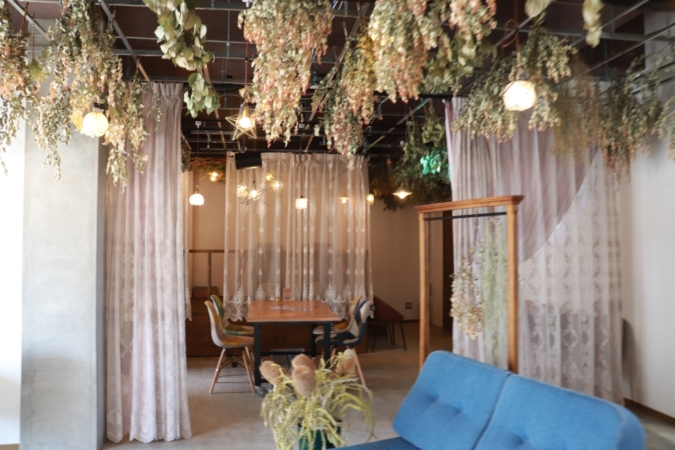flower style Rela (フラワースタイルリラ) 店内