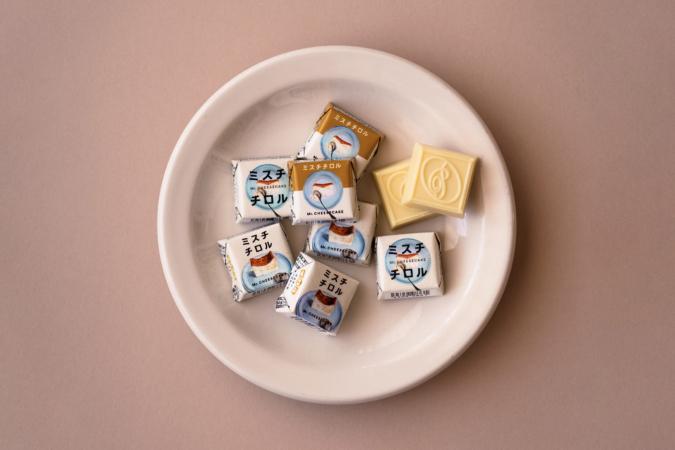 チロルチョコ<ミスターチーズケーキ>