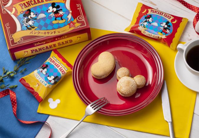博多阪急に期間限定オープン「Disney SWEETS COLLECTION by 東京ばな奈」