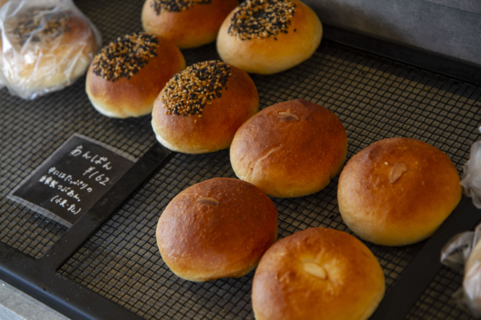 ヤキチ2号店 パン