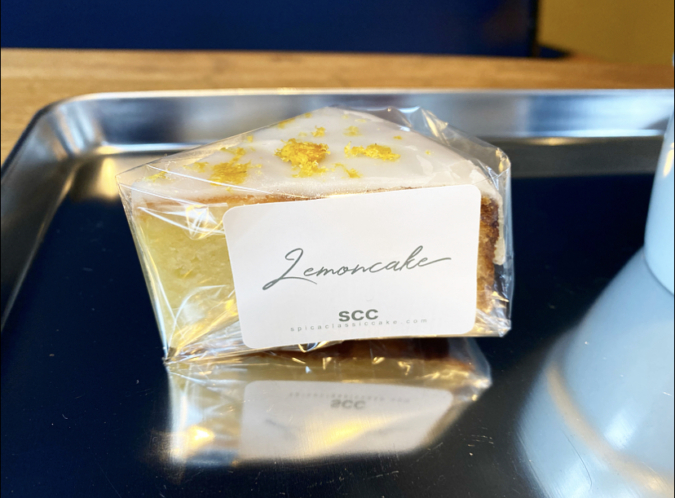 SPICA CLASSIC CAKE』(スピカクラシックケーキ) レモンケーキ