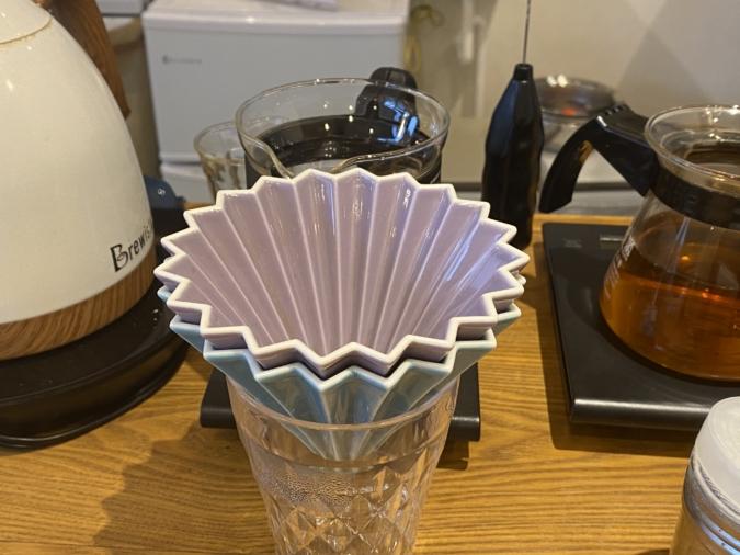 Co.Ro.Ru. COFFEE(コロルコーヒー) ドリッパー