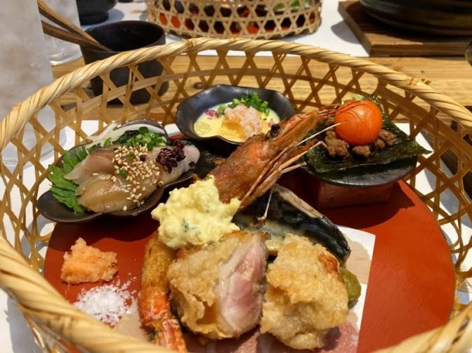 Gaogao (ガオガオ) 花籠