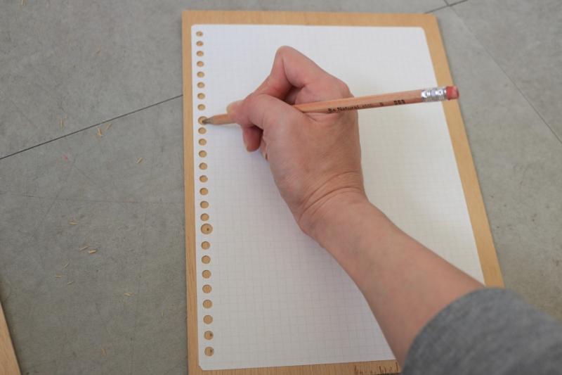 リングノート 作り方