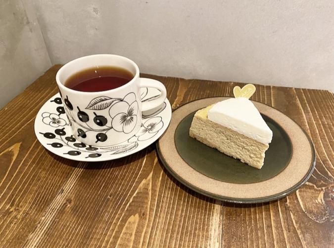 KAKA cheese cake store(カカ チーズケーキストア) アールグレイ 紅茶