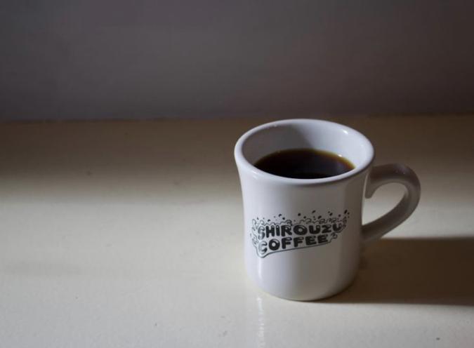 SHIROUZU COFFEE ROASTER(シロウズコーヒーロースター) コーヒー