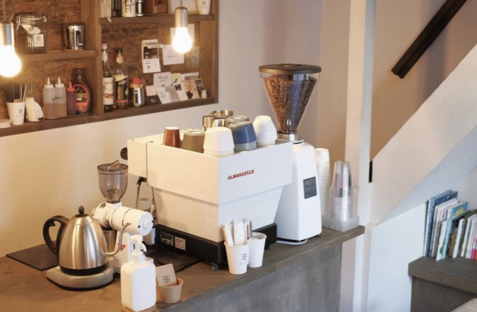 『day to day coffee and espresso』(デイトゥーデイコーヒーアンドエスプレッソ) コーヒーマシン