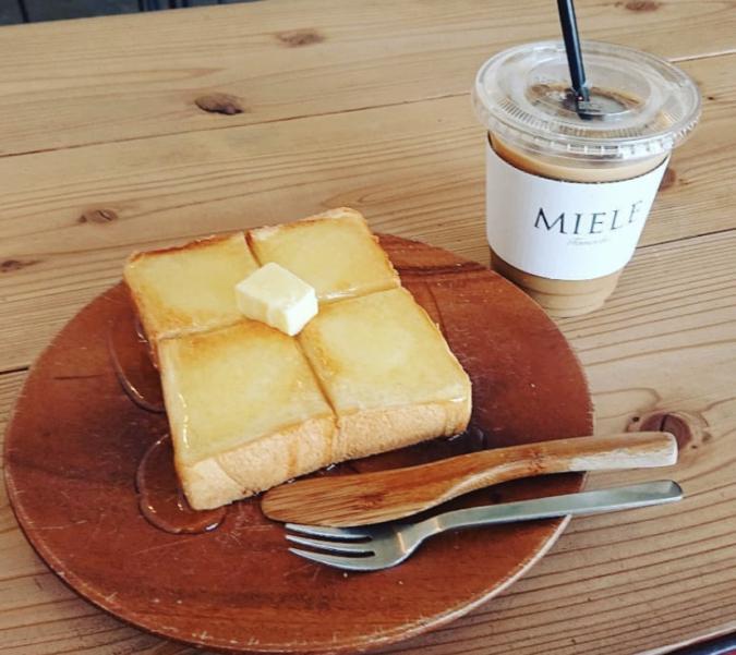 MIELE tamachi(ミエーレたまち) ハニートースト