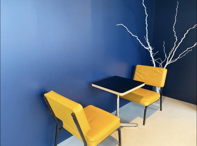 SPICA CLASSIC CAKE』(スピカクラシックケーキ) テーブル席