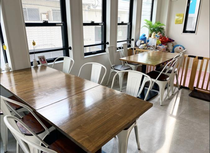 GOLD COAST Cafe + Dining 2階