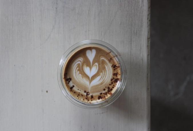 SHIROUZU COFFEE ROASTER(シロウズコーヒーロースター) ラテ