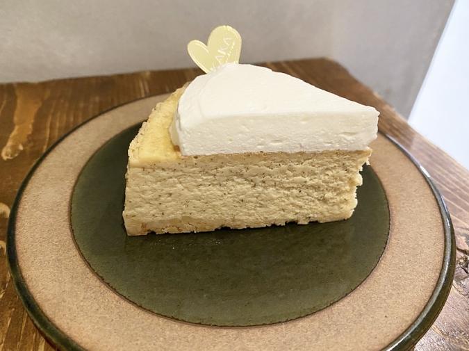 KAKA cheese cake store(カカ チーズケーキストア) アールグレイ
