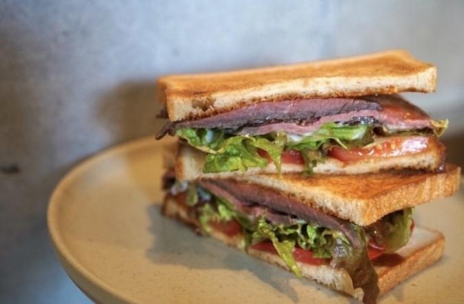 TRATTORIA KIKUYA(トラットリアキクヤ) サンドイッチ