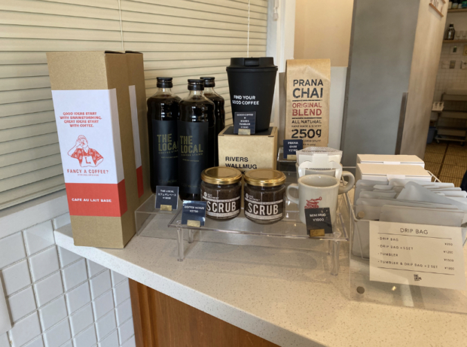 THE LOCAL COFFEE STAND FUKUOKA(ザ ローカル コーヒー スタンド 福岡) グッズ