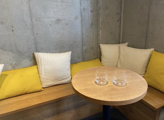 THE SANDWICH STAND(ザ・サンドイッチスタンド) ソファ席