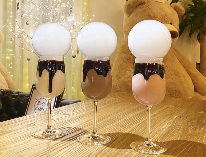 Bulb Coffee(バルブコーヒー)バブルミルク