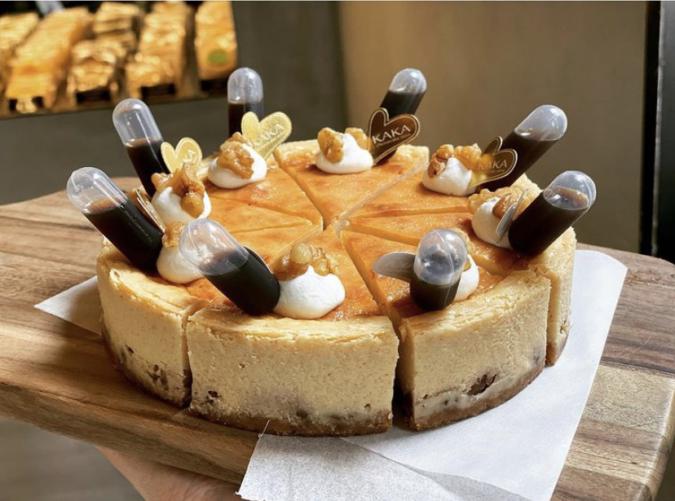 KAKA cheese cake store(カカ チーズケーキストア) 黒蜜きなこチーズケーキ