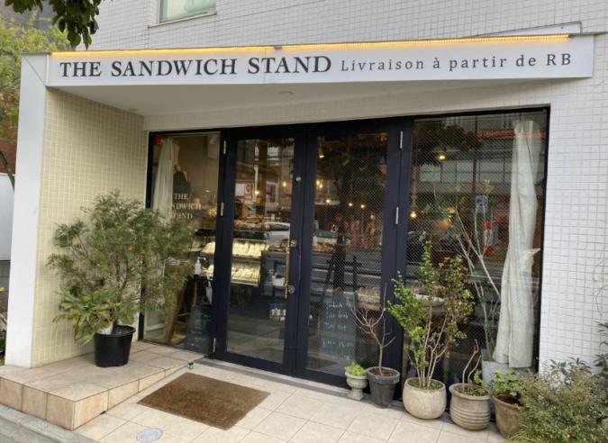 THE SANDWICH STAND(ザ・サンドイッチスタンド) 外観