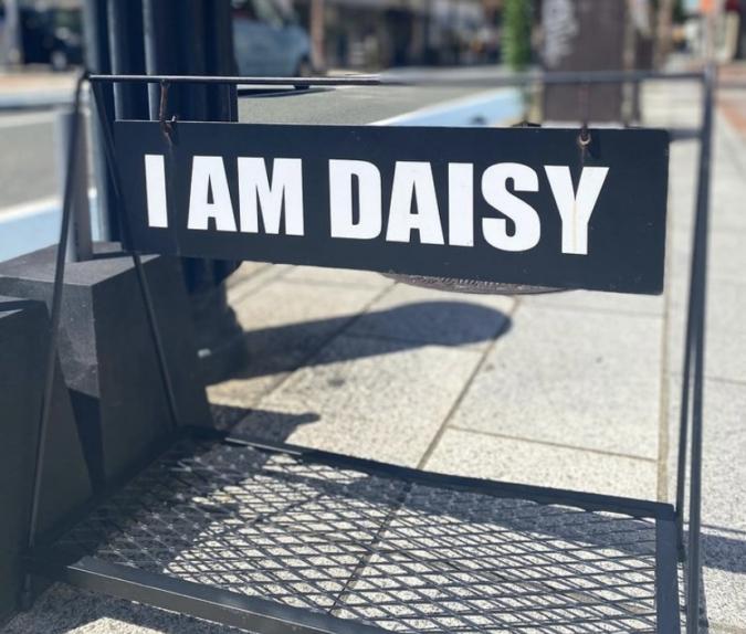 DAISY(デイジー) 看板