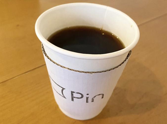 Pin(ピン) コーヒー