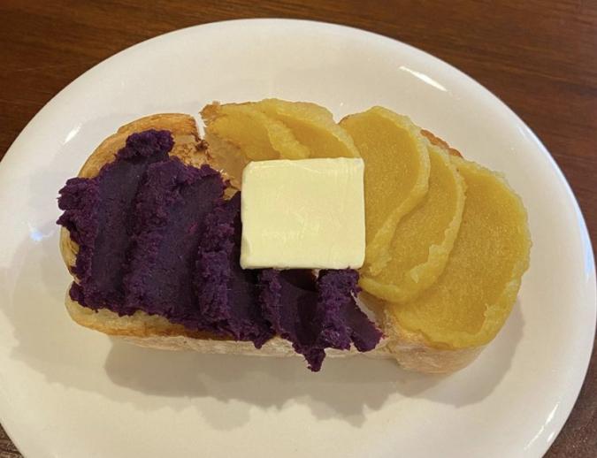 KOGUMA CAFE(コグマカフェ) こぐまトースト