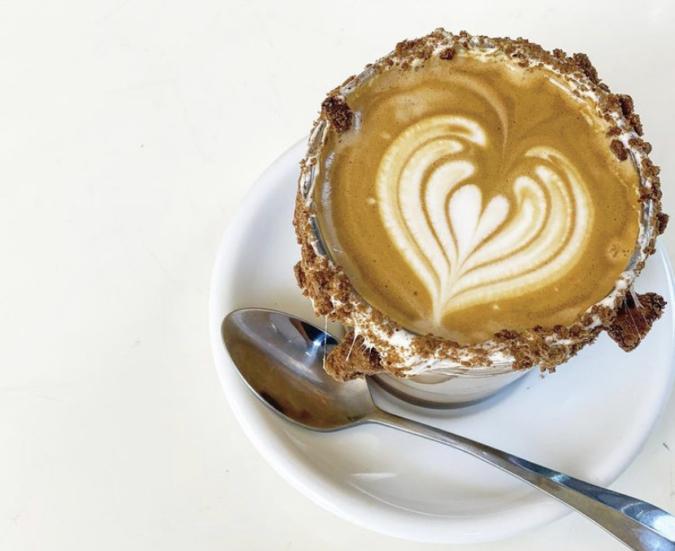 Nooice food and coffee(ノイスフードアンドコーヒー) モカ