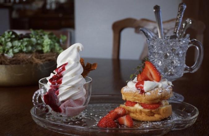 ALES cafe(アレスカフェ) デザートプレート