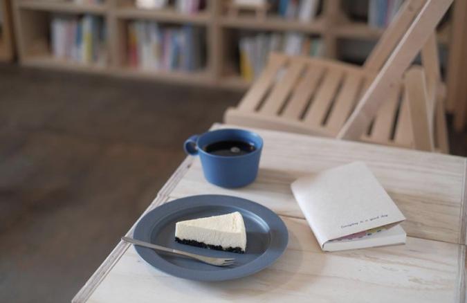 チーズケーキ 『day to day coffee and espresso』(デイトゥーデイコーヒーアンドエスプレッソ)