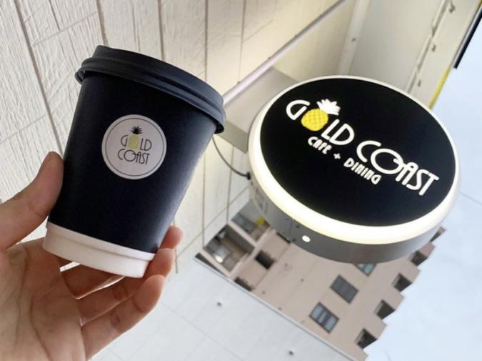 GOLD COAST Cafe + Dining テイクアウト
