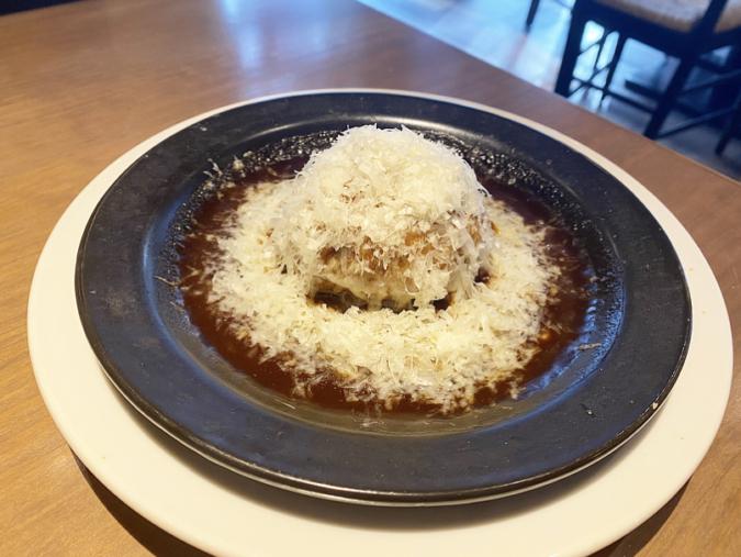 Italian Kitchen VANSAN(イタリアンキッチンバンサン) ハンバーグ