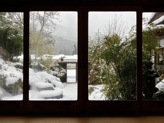 RIYAKU(りやく) 雪景色