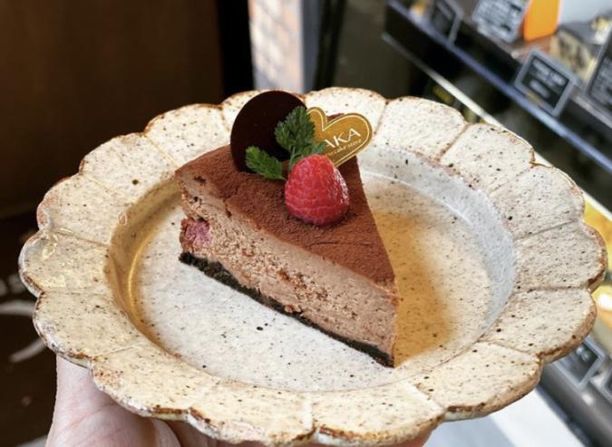 KAKA cheese cake store(カカ チーズケーキストア) ベリーショコラチーズケーキ