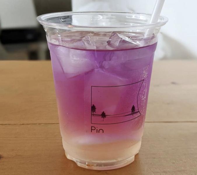 Pin(ピン) バタフライピレモンティー