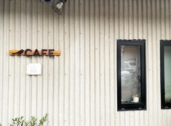 Canary Cafe 外観