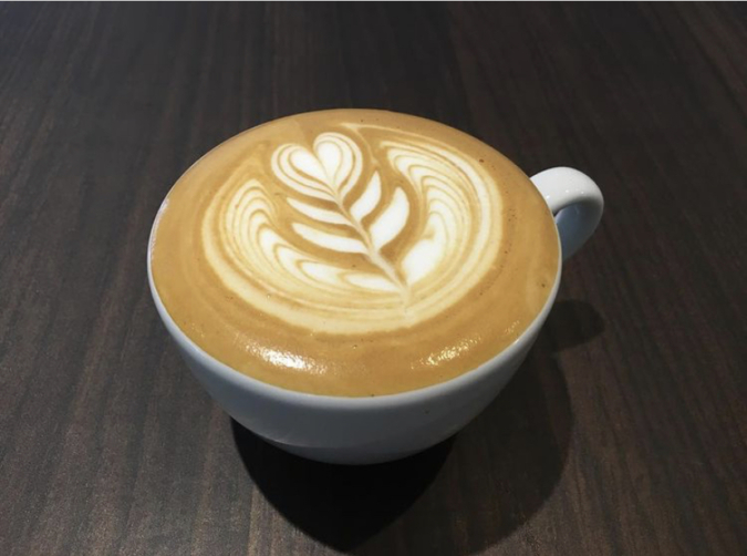 Connect Coffee(コネクトコーヒー) カプチーノ