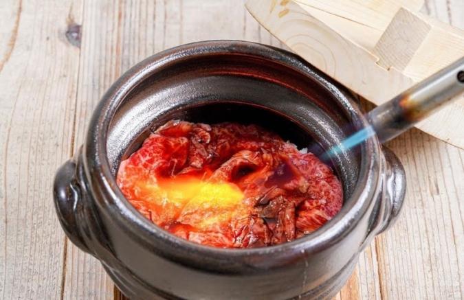 Gaogao (ガオガオ) 炙り和牛 土鍋ごはん