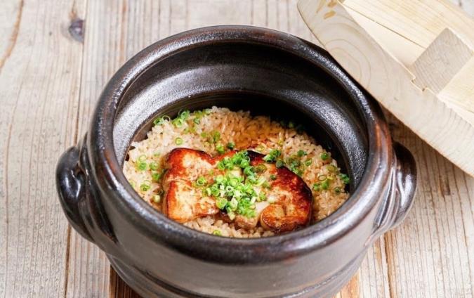Gaogao (ガオガオ) フォアグラ 土鍋ごはん