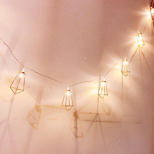サンキューマート LEDライト クリスタル型ライト