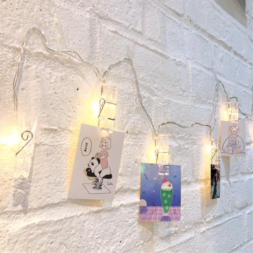 サンキューマート LEDライト クリップ型ライト