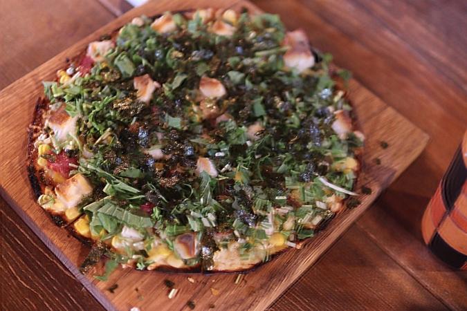 PAYANPAYAN(パヤンパヤン) おもちと野菜の和風ピザ