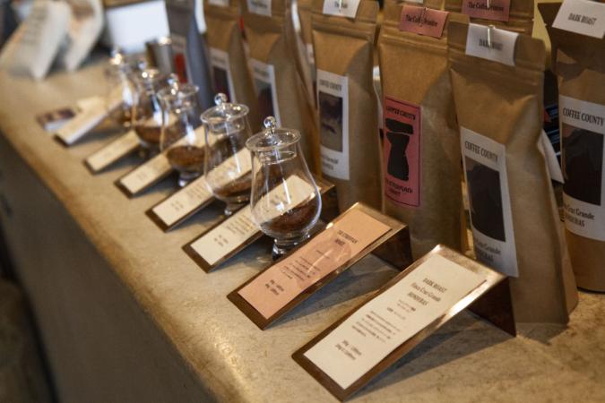 ベーカリー&コーヒーストア『ストック』 コーヒー豆
