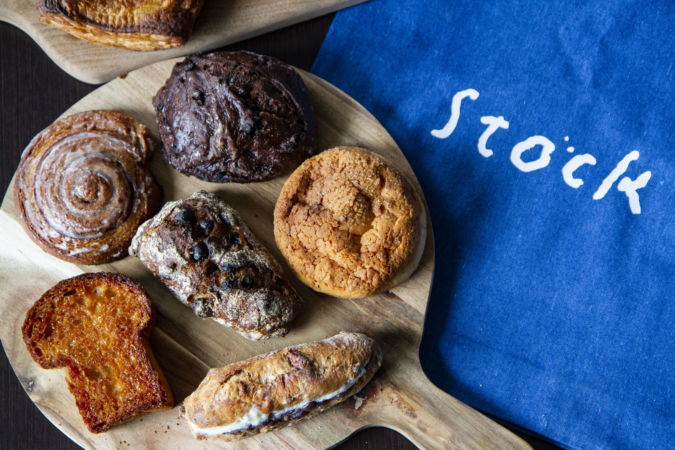 ベーカリー&コーヒーストア『ストック』 パンイメージ