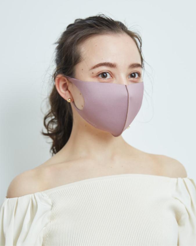 吸湿冷感・制菌加工の快適マスク スナイデル